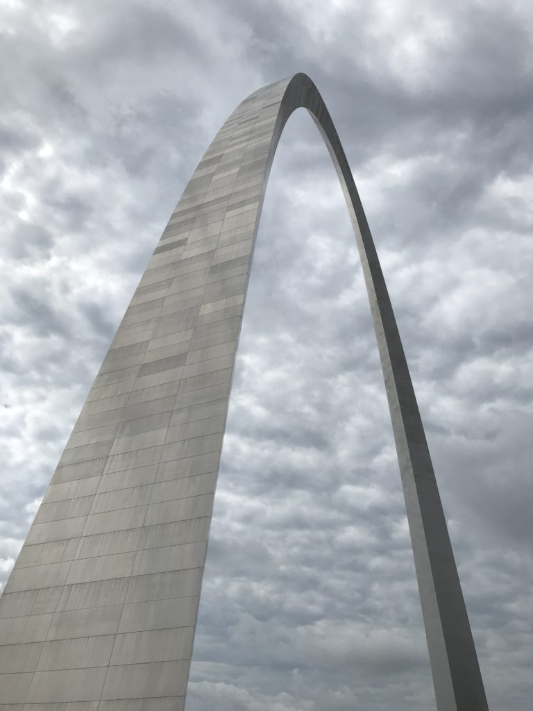 The Gateway Arch of St. Louis