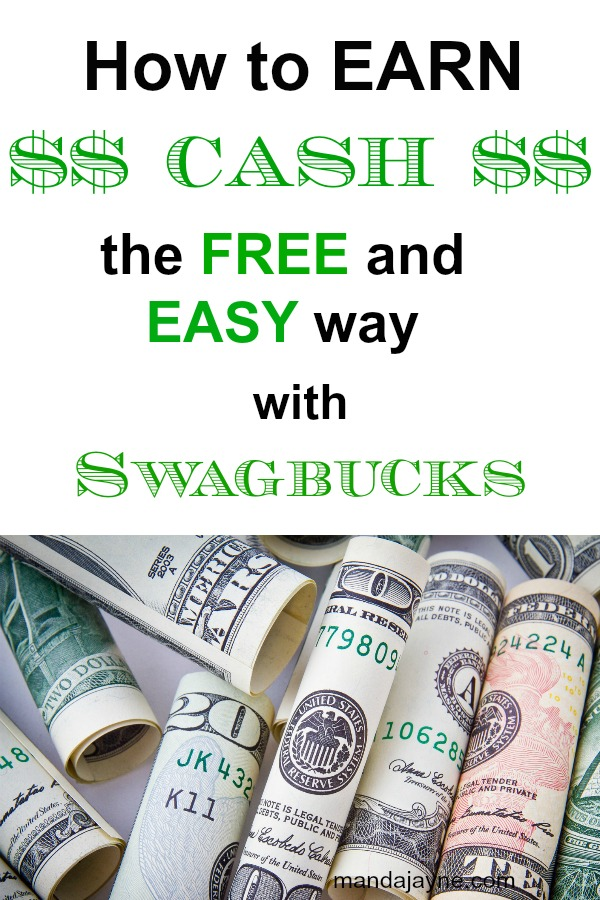 How To Make Extra Money with Swagbucks