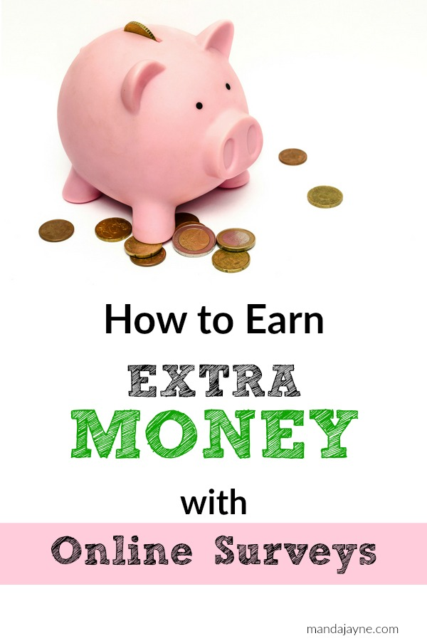 Make Extra Money with Online Surveys