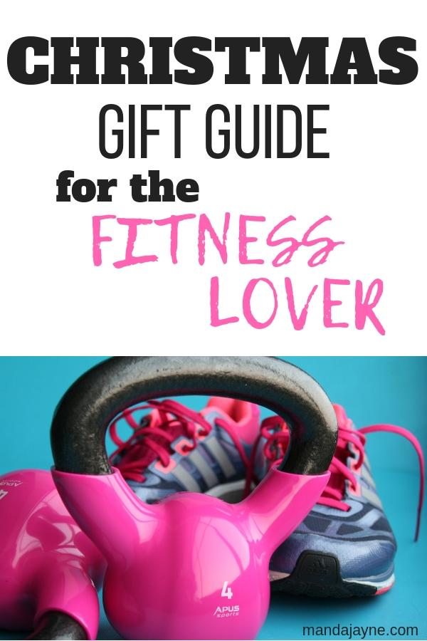Gift Guide for Fitness Lover