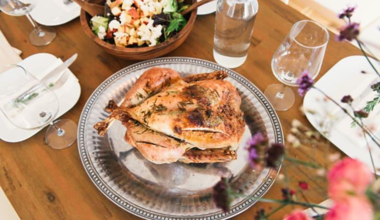 Plan for Thanksgiving Dinner Checklist + Free Printable