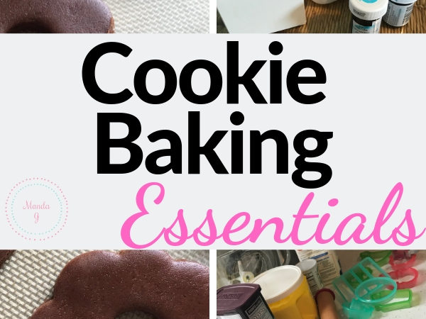 Cookie Baking Essentials for the New Cookie Maker