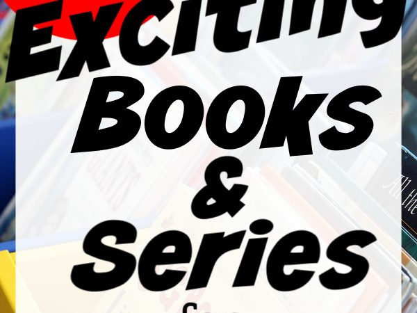 Nine Exciting Books for 10 Year Old Boys