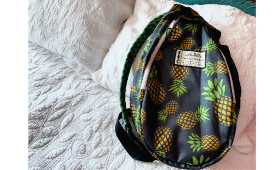The style of Kavu Bag I carried to Disney.