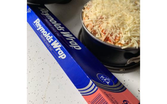 Make an Aluminum Foil Sling for Your Instant Pot