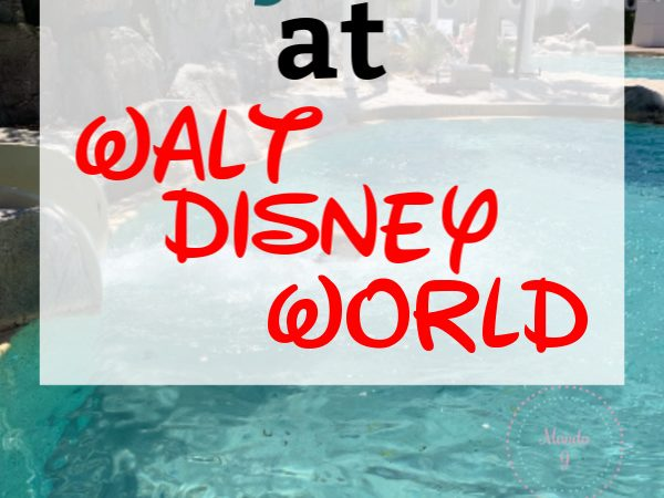 Ways to Stay Cool at Walt Disney World in the Summer