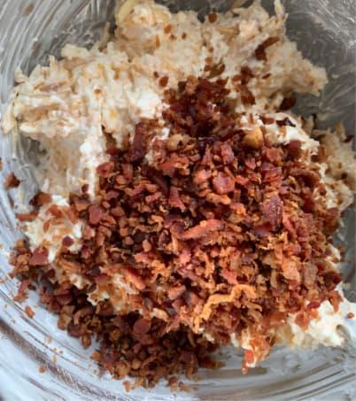 Adding Bacon Bits to Million Dollar Dip