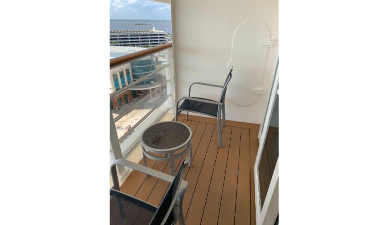 Safety of Disney Cruise Verandah Doors: Video included!