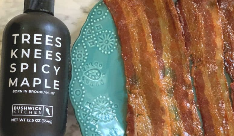 Easy 3 Ingredient Spicy Candied Bacon Recipe